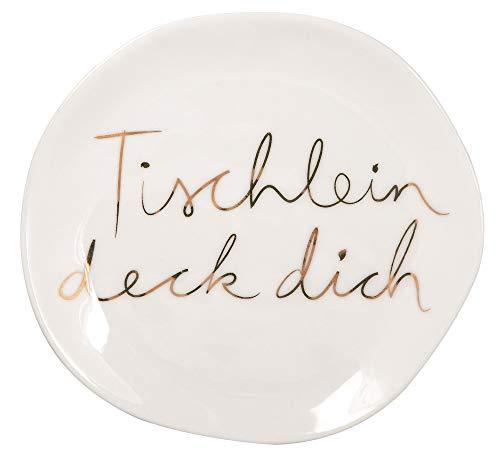 Unbekannt Mix & Match Teller Tischlein Deck, klein