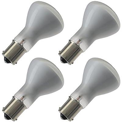 Industrial Performance 1383, 19.5 Watt, R12, Bayonet (BA15S) Base Light Bulb (4 Bulbs)
