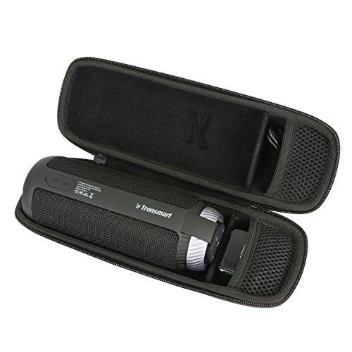 para Altavoz Bluetooth Tronsmart T6 Estéreo Premium 25W EVA Funda Estuche Bolso by Khanka