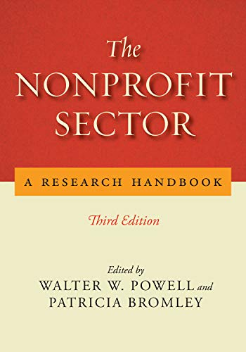 The Nonprofit Sector: A Research Handbook, Third Edition (English Edition)
