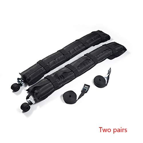 Cdrox Universal-Selbst Inflatable Autodachträger Snowboard-Rack-Ski-Reise Gepäckträger 80KG Kapazität Gestell