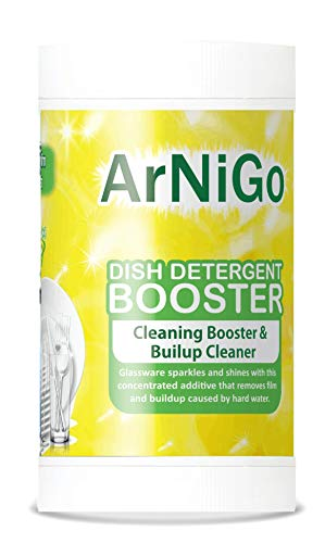 Arnigo Dishwasher Detergent Booster and Descaler (500g)