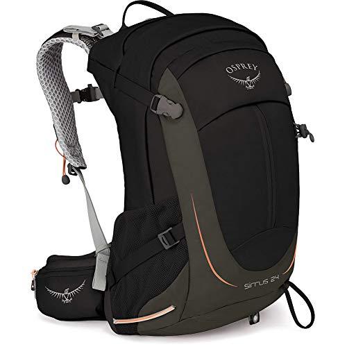Osprey - Sirrus 24 Sac à Dos de randonnée Technique pour Femmes (Noir)