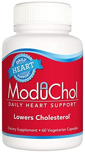 Moduchol Daily Cholesterol Health, 60 Vegetarian Capsules