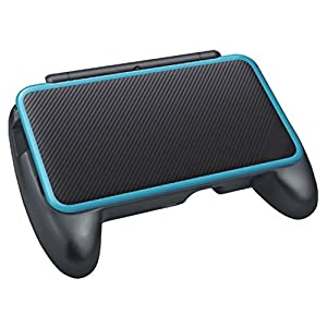 Hand grip for NEW Nintendo 2DS XL,Fyoung Controller Grip for NEW Nintendo 2DS LL