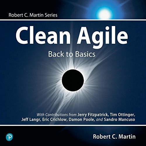 Clean Agile cover art