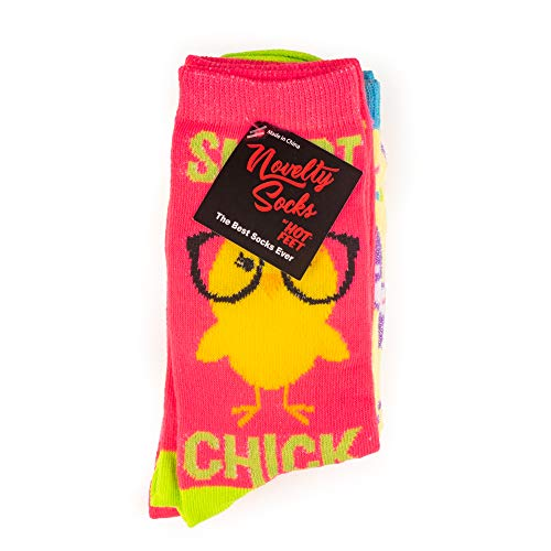 Product Image 5: Easter Crew Socks, Chicks/Bunny Fair Isle/Easter Fair Isle Socks (3 Pack)