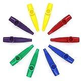 Best Kazoos - dé DE Plastic Kazoos Musical Instruments with Kazoo Review