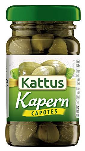 Kattus Kapern Capotes, 50 g