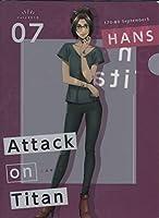 進撃の巨人 HANZ クリアファイル