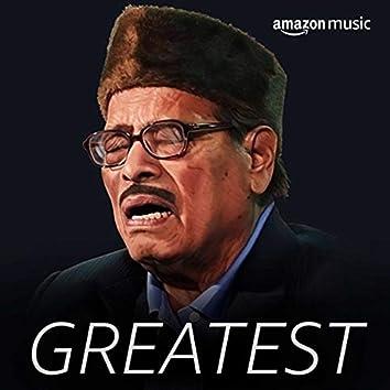 Greatest Male Vocalists: Bengali