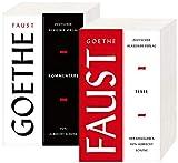 Faust: Zwei Teilbände. Texte und Kommentare (DKV Taschenbuch)