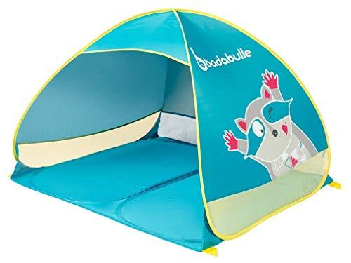 Badabulle B038203 - Tienda anti-uv, color azul