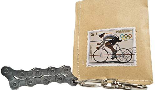 Schlüsselanhänger Mountainbike Bike Fahrrad Geschenk Radfahrer Radsportgeschenk Radsport Rennrad BMX Anhänger Accessoire Upcycling Geschenkidee