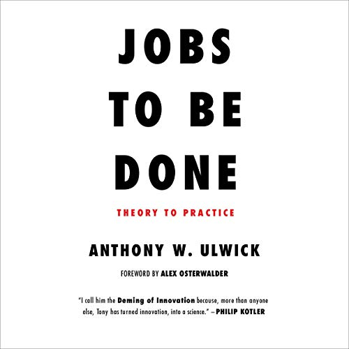 Jobs to Be Done cover art