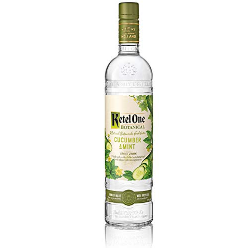 KETEL ONE VODKA CUCUMBER MINT 70 CL