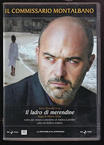 EBOND Il Commissario Montalbano Il Ladro Di Merendine V.1 DVD Editoriale