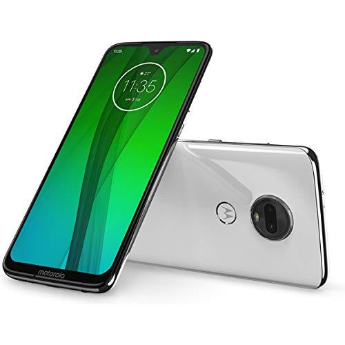 Motorola(モトローラ) moto g7 クリアホワイト[6.24インチ / メモリ 4GB / ストレージ 64GB] PADY0001JP