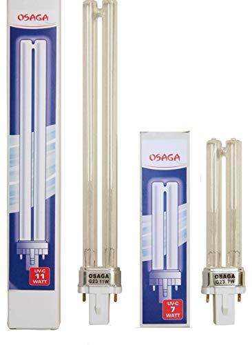 Lámpara UVC de 11 W – UV-C lámpara de repuesto
