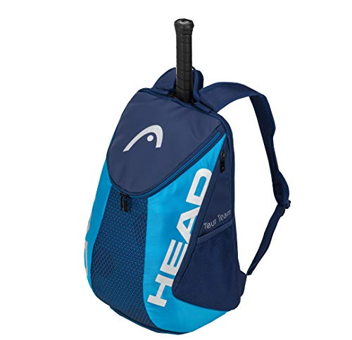 Head Tour Team Backpack Bolsa de Tenis, Adultos Unisex, Navy/Azul, Talla única