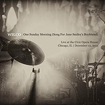 One Sunday Morning (Song For Jane Smiley's Boyfriend) (Live)