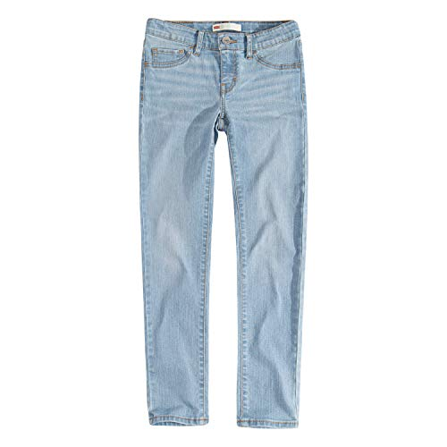 Levi's Girls' Toddler 710 Super Skinny Fit Jeans, Sixteen, 3T