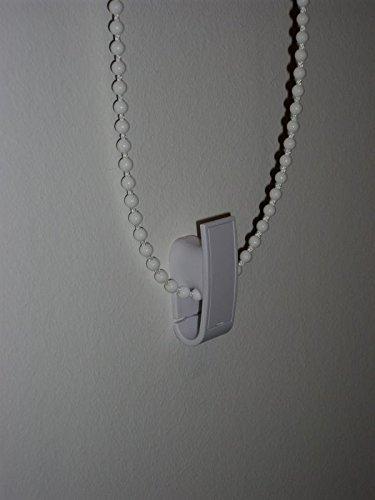 Unbekannt Kindersicherung Rollo Rollokette Befestigung Bedienkette Spannsystem Rollokettenhalterung weiß