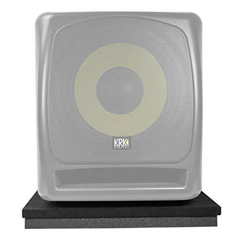"Rockville Isolation Platform Acoustic Riser Pad For 10""/12"" Subwoofers, (Iso 10-12)"
