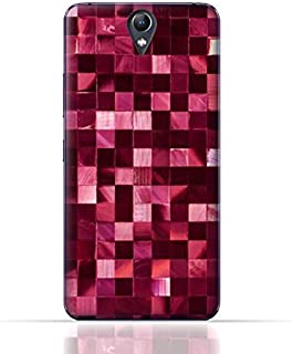 Lenovo Vibe S1 TPU Silicone Case With Glamour Disco Squares Design