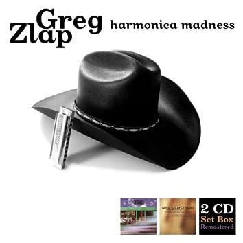 Harmonica Madness (2 CD Box Set) [Remastered]
