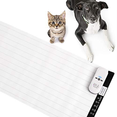 SVD.PET Pet Training Mat, 60' X 12', Pet Shock Pad, Dogs & Cats Electronic...