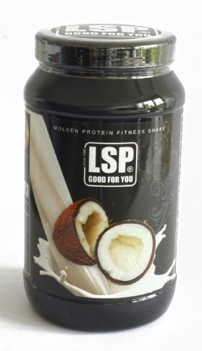 LSP Good For You (Molken Protein Fitness Shake) Kokos , 1er Pack (1 x 600 g)