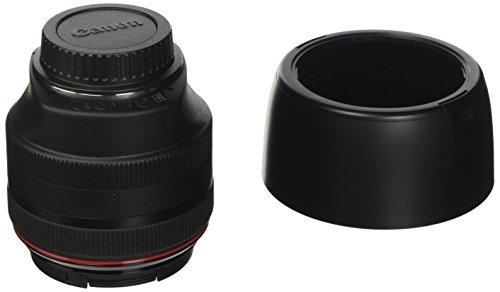 Canon EF 85mm f/1.2L II USM Negro - Objetivo (8/7, 0,95 m, 8,5 cm, 16°, USM, Negro)