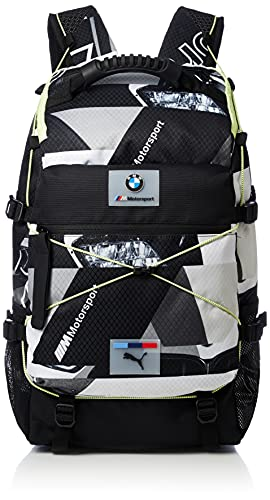 PUMA BMW M Motorsport Street Rucksack Puma Black OSFA