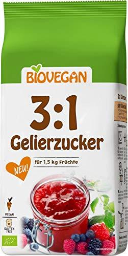 Biovegan Bio Gelierzucker 3:1, BIO (6 x 500 gr)