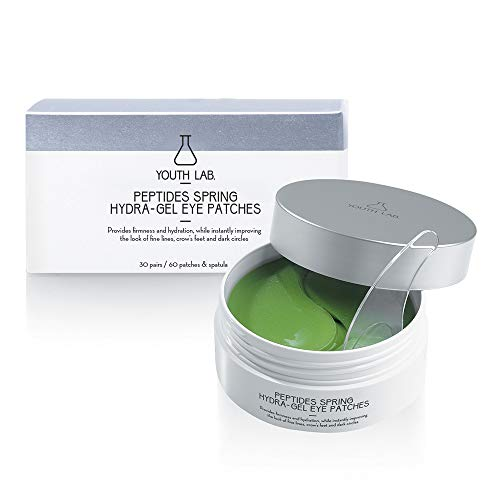 Youth Lab Peptides Spring Hydra-Gel Eye Patches 60 Pieces PN: LAB1338