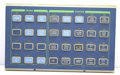 Simrad Robertoss 25005315 Alarma & Función Tabla SDP521 Panel 37965340 L002 M2-2 ( Imi- 1125040674994)