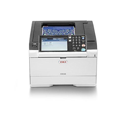 OKI C542dn Farbdrucker (Drucken, A4, 30 Seiten/Min., 7