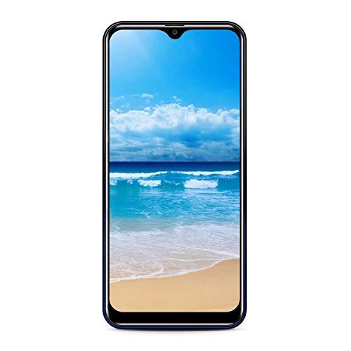 "OUKITEL C15 Pro Dual 4G Smartphone Libre de 6.1"" 19.5:9 HD+ Water-Drop Pantalla,3GB RAM+32GB ROM,Android 9.0,Quad-Core,2.0GHz Teléfono Movil,Cámara 8MP+5MP+2MP,3200mAh, Face ID (Gradiente)"