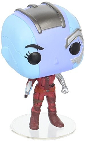 Funko POP! Marvel Guardianes de la Galaxia 2: Nebula