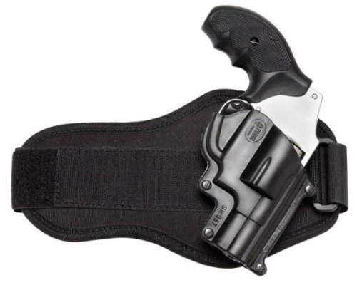 Fobus Ankle Holster S&W J Frame All 38/357 Conceal Carry Case