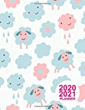 2020 2021 Planner: Large Daily, Weekly and Monthly Planner 2 Years | Agenda Schedule Organizer Logbook and Personal Journal Diary | 24 Months Calendar Two Year Appointment Book | Product Code XR 06791
