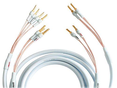 Supra Cables XL Annorum Lautsprecherkabel 4 x 3.2 Bi-Wire, 4.00m