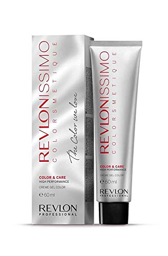 REVLON PROFESSIONAL Revlonissimo Colorsmetique Color&Care Permanente Haarfarbe,8.45, 1er Pack (1 x 60 ml)