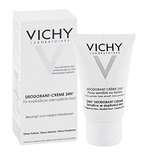 VICHY DEO Creme f.sehr empfindliche/epilierte Haut 40 ml