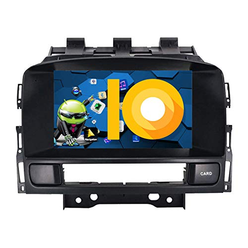 ZWNAV Andriod 9.0 Navigatore GPS satellitare SAT Auto per Opel Vauxhall Holden Astra J 2010-2016 Supporto Europa 49 Country Mapping CD Dvd Dab + WiFi 7'Touch Screen