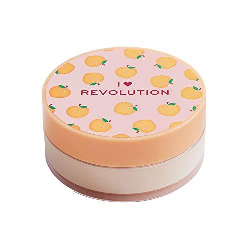 Makeup Revolution, Face Powder, Powder Foundation, Lightweight Baking Powder Peach, Face Make Up, Peach Scented Make Up