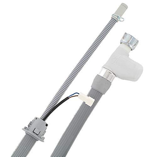 Aquastop - Manguera de entrada de 1,8 m con conexión de 3/4 pulgadas, apta para lavavajillas AEG Electrolux 50295663004, Küppersbusch, Zanussi, Privileg