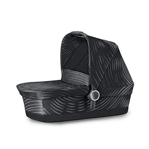 GoodBaby GB Platinum Plus Maris - Capazo de bebé, color negro