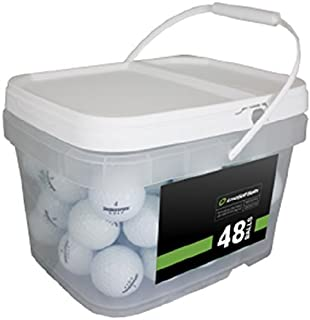 bulk recycled golf balls